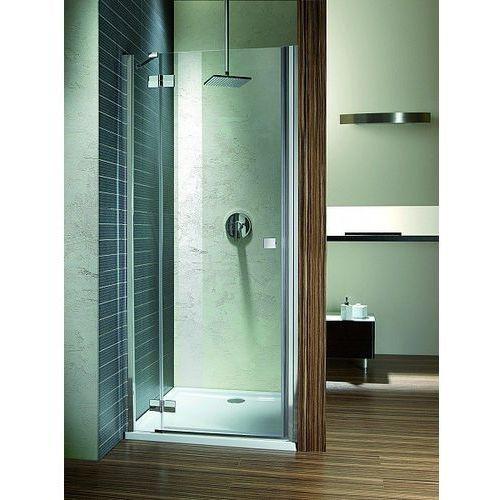 Almatea DWJ Radaway drzwi wnękowe lewe szkło przejrzyste 89-91x195cm - 31002-01-01N (drzwi prysznicowe)