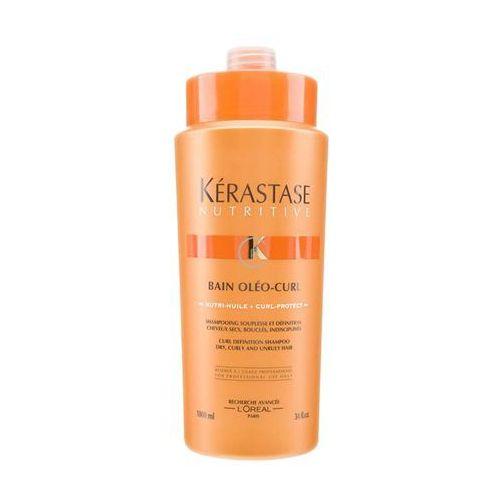 Kerastase NUTRITIVE BAIN OLEO-CURL Kąpiel do włosów suchych, kręconych i nieposłusznych (1000 ml) - produkt z kategorii- odżywki do włosów