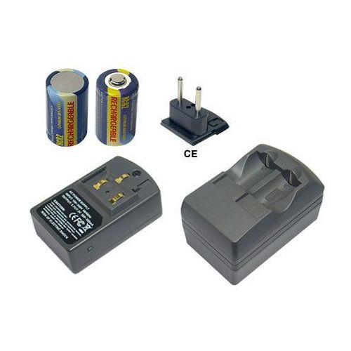 Akumulator CR-2, CR2 2szt. + ładowarka, marki Hi-Power do zakupu w ebaterie.pl