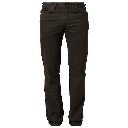 Produkt z kategorii- spodnie męskie - Wrangler ARIZONA Jeansy Straight leg brązowy