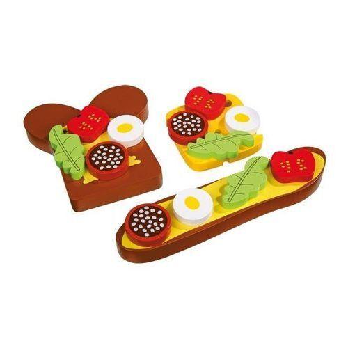 Kanapki do zabawy dla dzieci oferta ze sklepu www.epinokio.pl