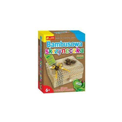 Towar z kategorii: skrzynki i walizki narzędziowe - Bambusowa skrzyneczka