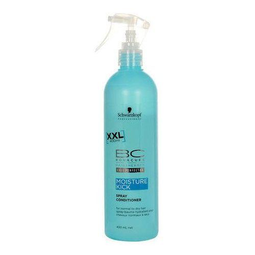 Schwarzkopf BC Cell Perfector Moisture Kick Spray Conditioner 400ml W Odżywka do włosów - produkt z kategorii- odżywki do włosów