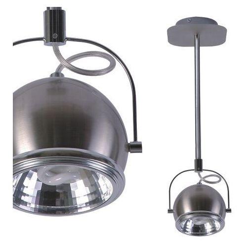 LAMPA wisząca OPRAWA nowoczesna SPOT salonowy BALL satyna Spotlight 5509117 spot - sprawdź w MLAMP.pl - Rozświetlamy Wnętrza