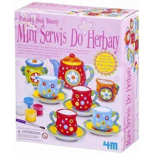 Zrób to sam - Mini serwis do herbaty oferta ze sklepu SELKAR