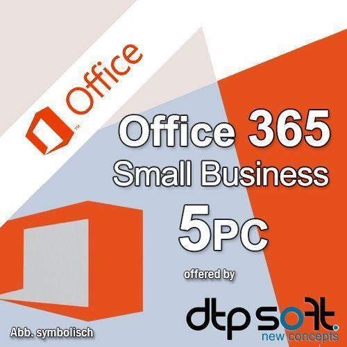Microsoft Office 365 Small Business Premium PL ESD AAA-04580 z kategorii Programy biurowe i narzędziowe