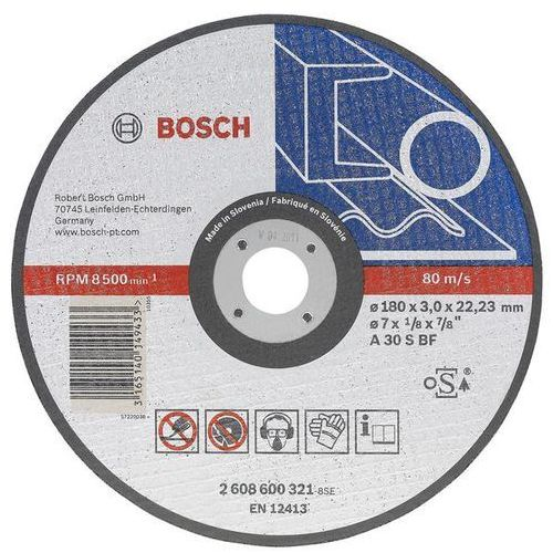 TARCZA FLEX 41 125x1,6x22,2 A 30 SBF BOSCH ze sklepu narzedzia-online.pl