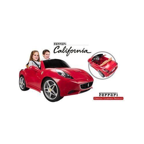 Ferrari California samochód elektryczny dla dzieci 12V ze sklepu okazyjnie do domu