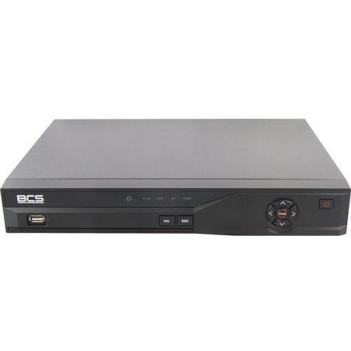 BCS-DVR0401QE Rejestrator cyfrowy 4 x VIDEO 1 x AUDIO H.264 100kl/sek HDMI VGA SATA
