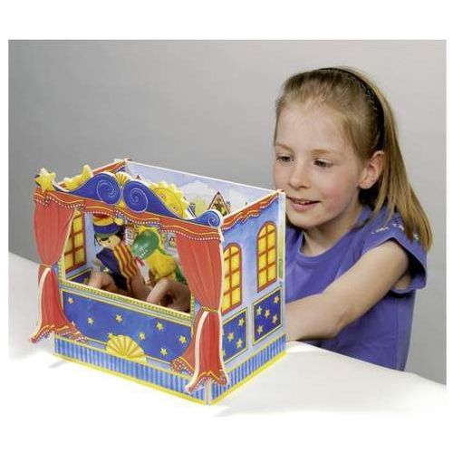 Teatrzyk dla dzieci (pacynka, kukiełka)