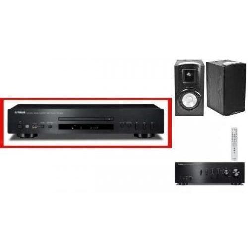 YAMAHA A-S501 + CD-S300 + KLIPSCH B20 - Tanie Raty za 1%