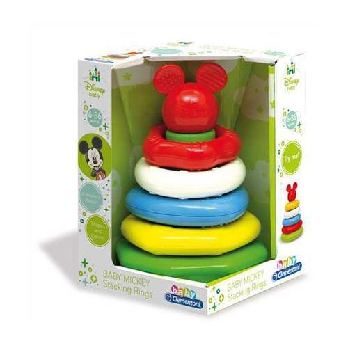 Zabawka CLEMENTONI Piramidka Myszki Miki C14393 - produkt dostępny w Media Expert