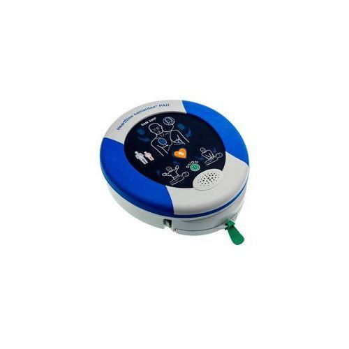 Defibrylator AED Samaritan PAD 350 P + dwie baterie PAD-PAK (dorosły + dziecko) - produkt dostępny w SENDPOL24.pl