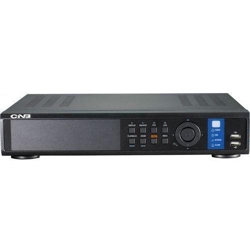 CNB HDE2424E Rejestrator cyfrowy 08 kamerowy, pentaplex, LAN, z kompresją H.264, VGA, zapis do 100 kl/s w D1
