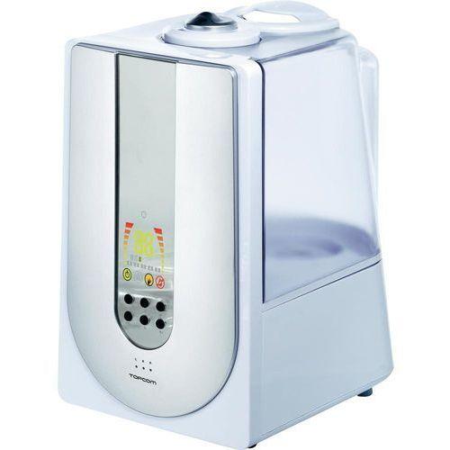 Nawilżacz powietrza z funkcją podgrzewania Topcom, 400 l/h, 25 m², 130 W, Biały, 6 l z kategorii Nawilżacze powietrza