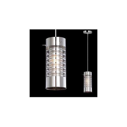 Designerska LAMPA wisząca OPRAWA zwis nad stół SIGMA Italux MDM1681/1 IP20 chrom - sprawdź w MLAMP.pl - Rozświetlamy Wnętrza