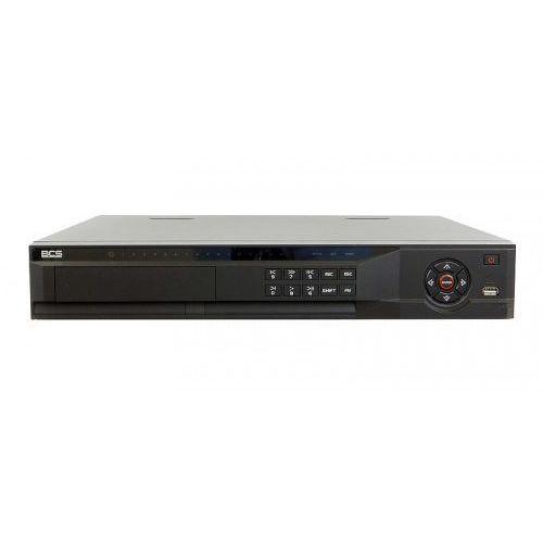 BCS-NVR16045ME-P Rejestrator sieciowy IP 16 kanałowy ze switchem PoE BCS