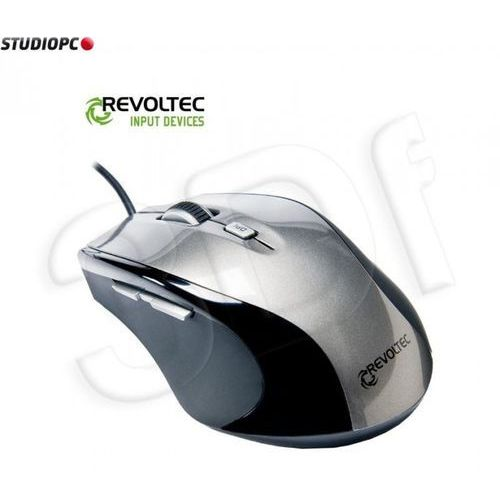 Revoltec Mysz  W105 (RE151) Darmowy odbiór w 15 miastach! z kat. myszy, trackballe i wskaźniki