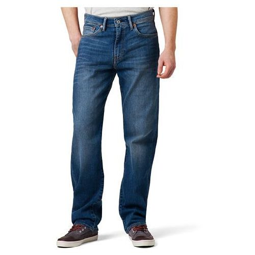 Produkt z kategorii- spodnie męskie - Levi's® 751 Standard Fit New Stretch Medium