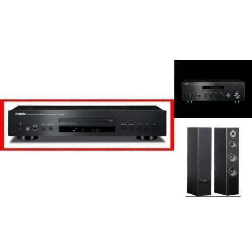 YAMAHA R-S700 + CD-S300 + QUADRAL QUINTAS 6500 - wieża, zestaw hifi - zmontuj tanio swój zestaw na stronie