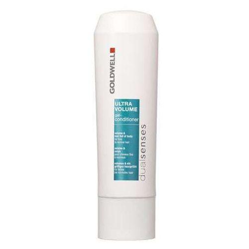Goldwell Dualsenses odżywka w żelu objętość Ultra Volume Gel-Conditioner 200ml - produkt z kategorii- odżywki do włosów