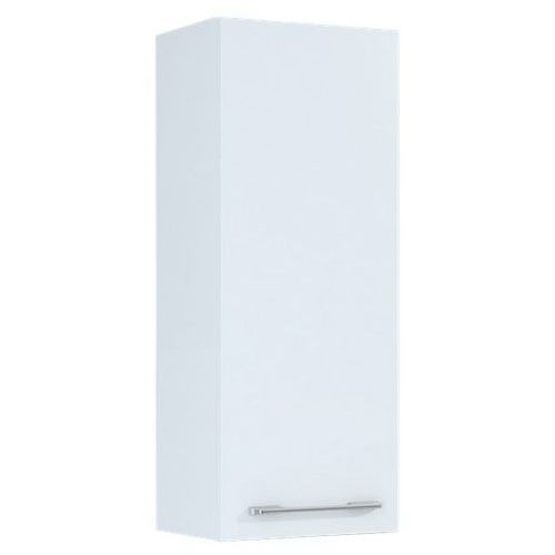 Produkt z kategorii- regały łazienkowe - Elita Barcelona szafka wisząca 30x21,8x75,1 cm biała 164740