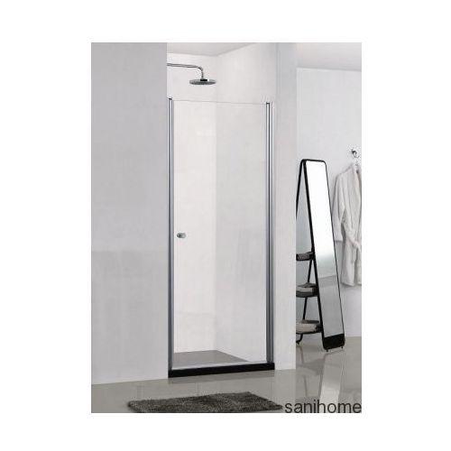 Drzwi prysznicowe do wnęki 80x195 N1480 (drzwi prysznicowe)
