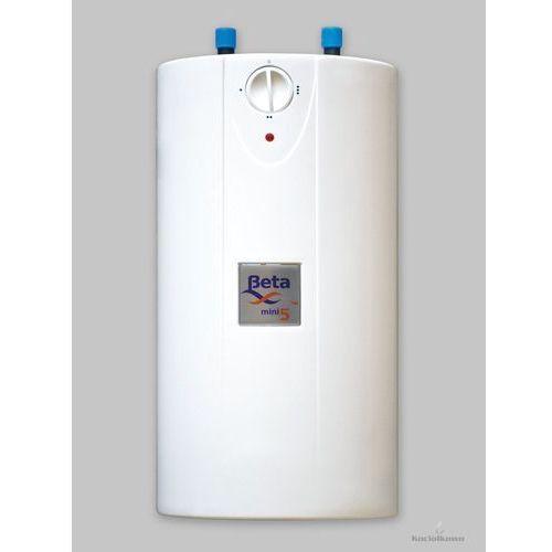 elektryczny podgrzewacz wody beta mini ciśnieniowy podumywalkowy 10 litrów [014-01-711], marki Elektromet