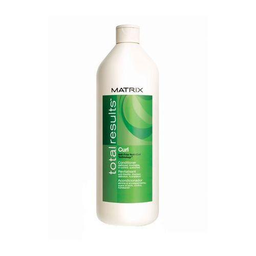 Matrix Total Results Curl Conditioner - Odżywka do włosów kręconych 1000ml - produkt z kategorii- odżywki do włosów