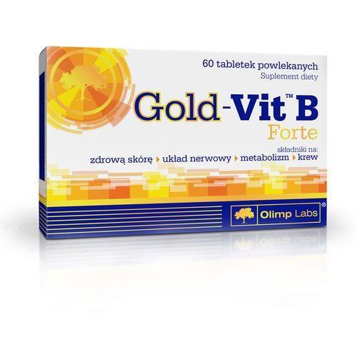 Olimp Gold Vit B Forte tabl.powl. - 60 tabl., postać leku: tabletki
