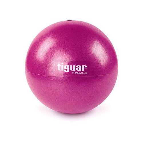 Piłka gimnastyczna do ćwiczeń i rehabilitacji  - śliwka, produkt marki Tiguar