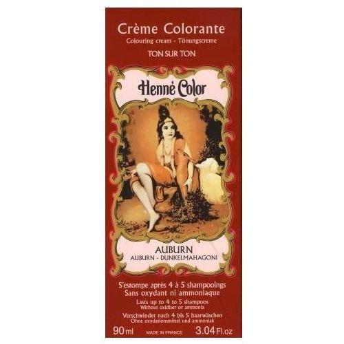 Cosmetics Natural Colour Cream - Henna w płynie Auburn/Kasztanowaty 90ml - szczegóły w Pachnidełko