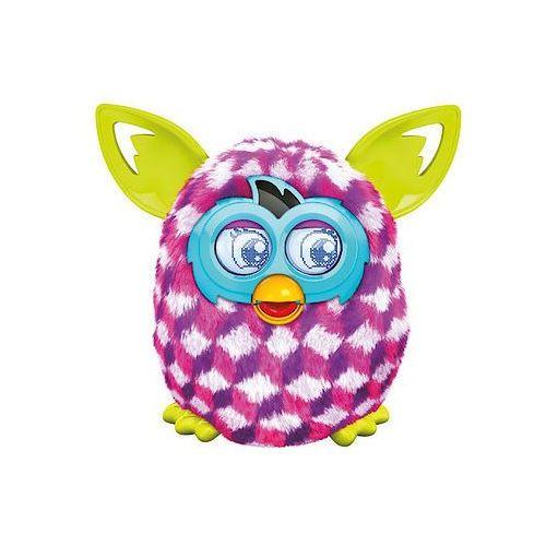 Furby Furby Boom Sweet – róż, fiolet, biel A4342 A6117 - produkt dostępny w Mall.pl