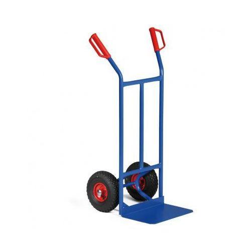 B2B Partner Stalowa taczka - wózek ręczny z kat. taczki