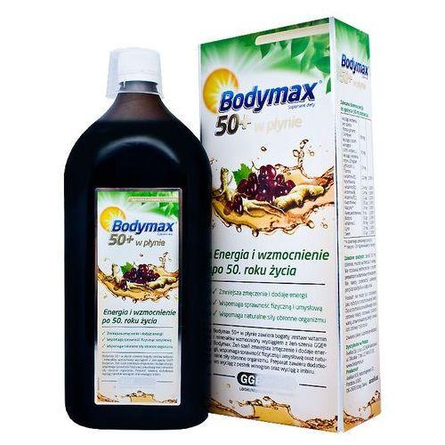 Bodymax 50+ w płynie 1000 ml, postać leku: płyn