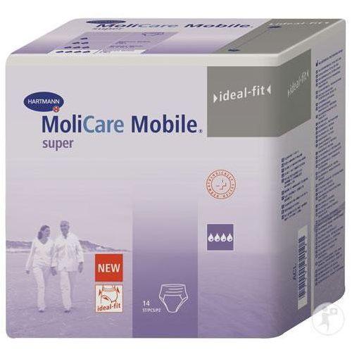 Piel-m. MOLICARE Mobile Super Medium 14szt POZNAŃ, kup u jednego z partnerów