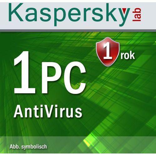 Kaspersky Antyvirus 2016 ENG 1 PC ESD - oferta (053be00de192f55b)