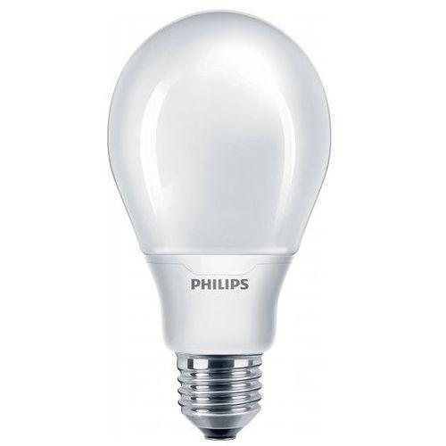 Philips Świetlówka kompaktowa Softone 2700K E27 12W (55W) ze sklepu elektro-hurt.pl
