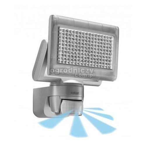 STEINEL Halogen LED z czujnikiem ruchu i zmierzchowym XLED Home 1 B srebrny TRANSPORT GRATIS ! sprawdź szczegóły w ogrodniczy.com.pl