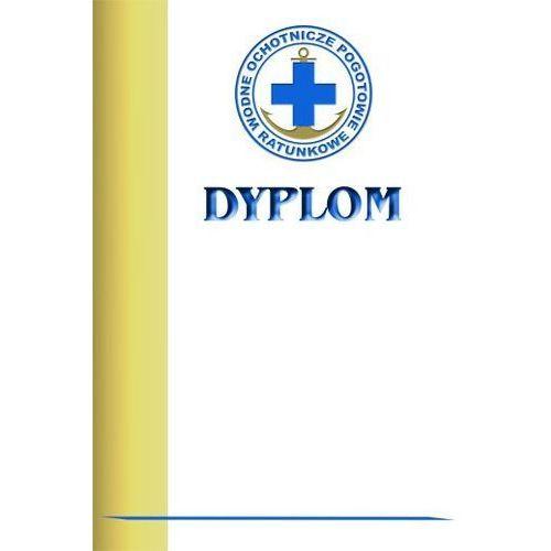 Dyplom WOPR - produkt dostępny w Sklep Ratownik24.pl