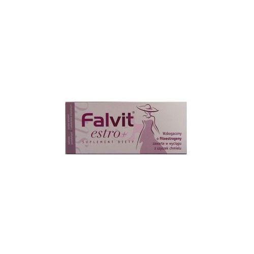 Falvit Estro+ tabl.powl. - 30 tabl., postać leku: tabletki