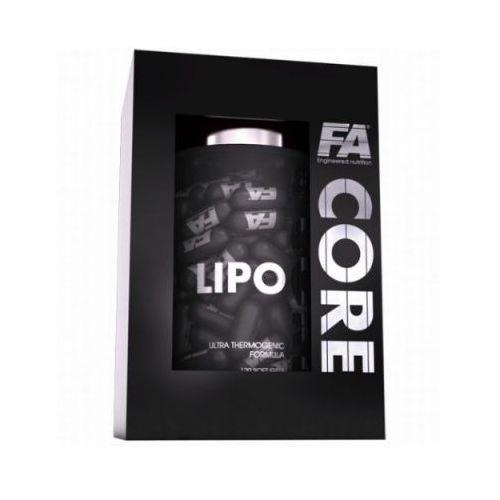 Fa nutrition lipocore 120 kaps wyprodukowany przez Fitness authority