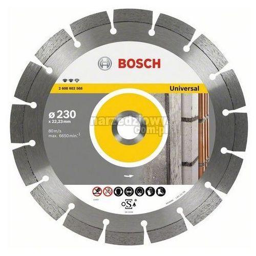BOSCH Diamentowa tarcza tnąca do szlifierek kątowych Expert for Universal Turbo, Średnica (mm): 300, Szerokość cięcia (mm): 3,0 ze sklepu narzedziowy.com.pl