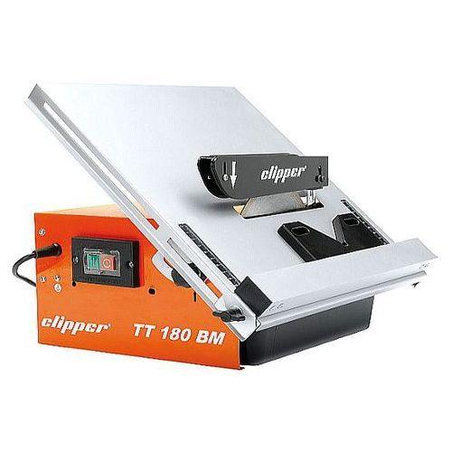 Produkt z kategorii- elektryczne przecinarki do glazury - PRZECINARKA DO GLAZURY TT 180 BM NORTON CLIPPER