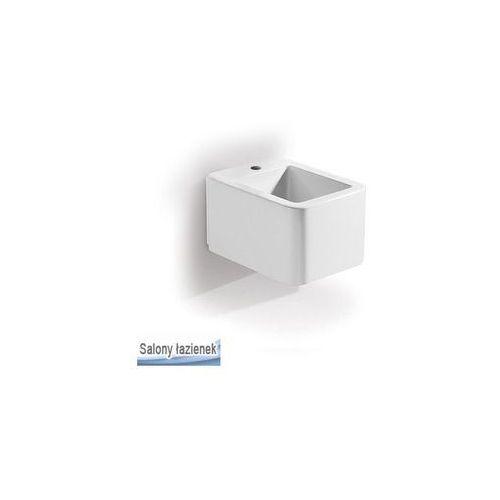 Produkt z kategorii- pozostałe artykuły hydrauliczne - Bidet podwieszany z otworem na baterię Element Roca