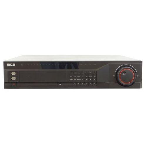 BCS-NVR0808 Rejestrator Ip sieciowy 8 kanałowy D1, 720P, 1080P, HDMI, VGA, USB 2.0, 8 dysków HDD, eSata
