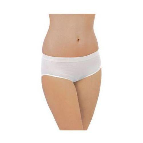 Majteczki bezszwowe ORGANIC Comfort Panties Białe, Carriwell (pacynka, kukiełka)