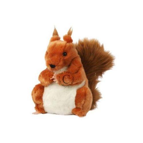 Wiewiórka - pacynka na rękę (pacynka, kukiełka)