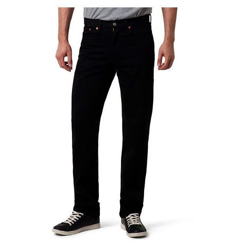 Levi's® 751 Standard Fit Black - produkt z kategorii- spodnie męskie