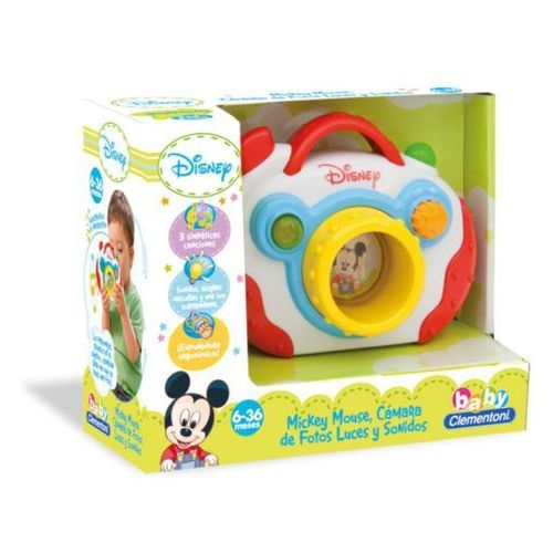 Zabawka CLEMENTONI Fotoaparat Miki - produkt dostępny w Media Expert
